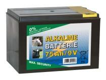 Baterija 9V 75Ah