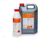 Oksoon – dezinfekcijas līdzeklis uz ūdeņraža pārskābes bāzes
